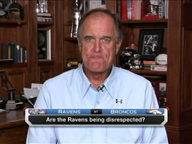 Video - Are the Baltimore Ravens motivated by disrespect during the offseason?