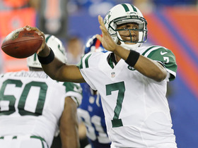 Video - How many games will Geno Smith start?