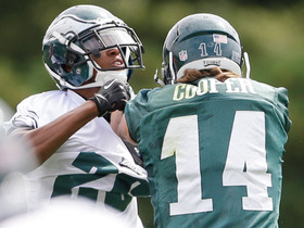 Video - Fall out from the Riley Cooper and Cary Williams scuffle at Philadelphia Eagles practice