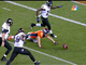 Watch: Ravens recover Welker's muffed punt