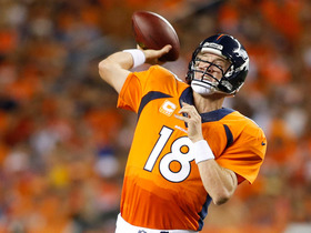 Video - Week 1: Denver Broncos QB Peyton Manning highlights