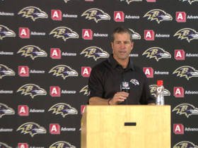 Video - Baltimore Ravens postgame press conference