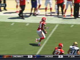Video - Kansas City Chiefs cornerback Brandon Flowers picks off Blaine Gabbert