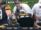 Watch: Pittsburgh Steelers center Maurkice Pouncey carted off field