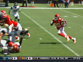 Video - Kansas City Chiefs running back Jamaal Charles 2-yard touchdown
