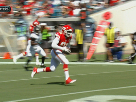 Video - Kansas City Chiefs linebacker Tamba Hali pick six