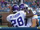 Watch: Peterson 4-yard touchdown catch
