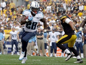 Video - Week 1: Tennessee Titans vs. Pittsburgh Steelers highlights