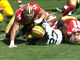 Watch: 49ers force fumble from rookie Lacy