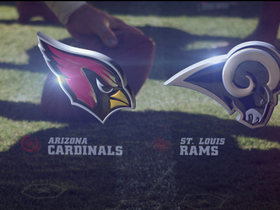 Video - Cardinals vs. Rams highlights