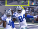 Watch: Ware starts off game with a pick
