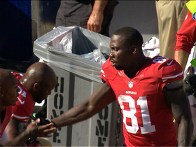 Highlights from Anquan Boldin's biggest game as a 49er