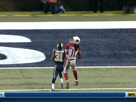 Video - Larry Fitzgerald's two touchdown day