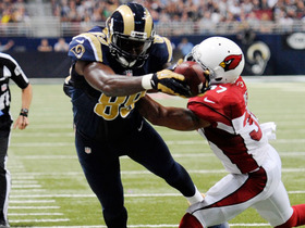 Video - GameDay: Arizona Cardinals vs. St. Louis Rams highlights
