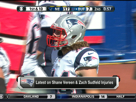 Video - Latest on the New England Patriots injuries