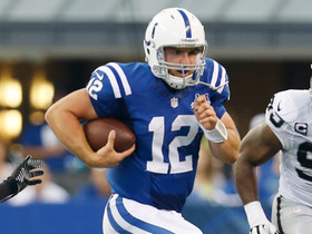 Video - Drive of the Week: Andrew Luck leads Indianapolis Colts' comeback