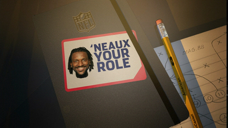 Neaux Your Role': He dropped the ball? - NFL Videos