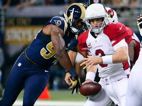 Video - St. Louis Rams defensive end Robert Quinn on his defensive performance in Week 1