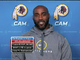 Watch: DeAngelo Hall: 'I've never experienced an offense go at that tempo""