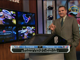 Video - 'Playbook': Tennessee Titans vs. Houston Texans