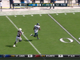 Video - Philadelphia Eagles running back LeSean McCoy goes 70-yards on reception