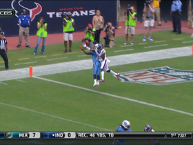 Video - Tennessee Titans wide receiver Kendall Wright 6-yard td reception