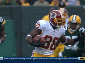 Video - Washington Redskins wide receiver Pierre Garcon 44-yard catch
