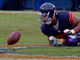 Watch: Chicago Bears force, recover Peterson fumble