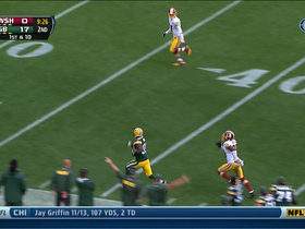 Video - Green Bay Packers WR James Jones 57-yard catch