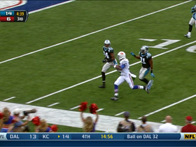 Video - Buffalo Bills wide receiver Stevie Johnson's 44-yard reception
