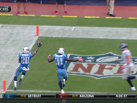 Video - Tennessee Titans defensive back Alterraun Verner pick six