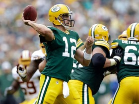 Video - Week 2: Green Bay Packers quarterback Aaron Rodgers highlights