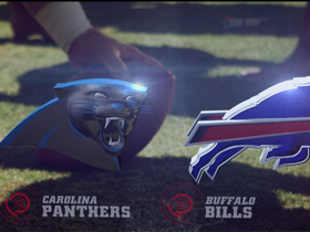 Video - Week 2: Carolina Panthers vs. Buffalo Bills highlights