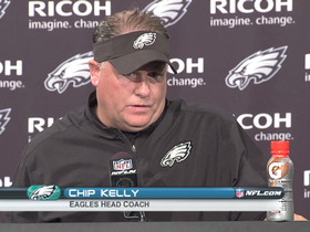 Video - Eagles postgame press conference
