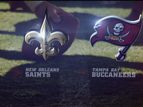 Video - Week 2: New Orleans Saints vs. Tampa Bay Buccaneers highlights