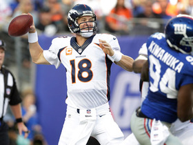 Video - GameDay: Denver Broncos vs. New York Giants highlights
