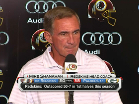 Video - Shanahan: Washington Redskins quarterback Kirk Cousins will not start