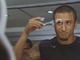 Watch: Kaepernick shaves eyebrow