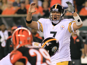 Video - Big Ben shows frustration