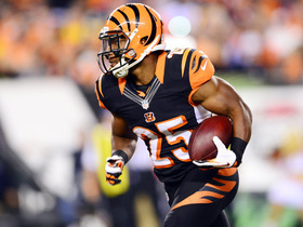 Video - Week 2: Cincinnati Bengals running back Giovani Bernard highlights