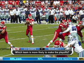 Video - Three AFC West teams playoff bound?
