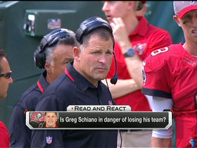 Video - Has Tampa Bay Buccaneers coach Greg Schiano lost his team?
