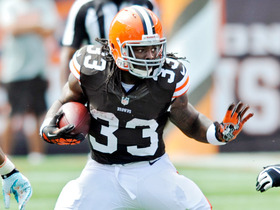 Video - What do the Cleveland Browns stand to gain from Trent Richardson trade?