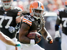 Video - Indianapolis Colts acquire RB Trent Richardson from Cleveland Browns