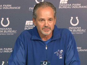 Video - Pagano 'very excited' to work with Trent Richardson