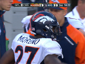 Video - Week 2: Denver Broncos RB Knowshon Moreno highlights