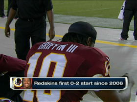 Video - Can RGIII return to his freshman form?