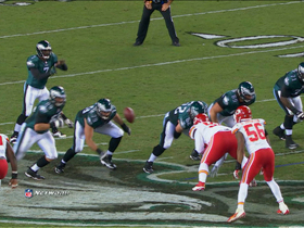 Video - Kansas City Chiefs recover Eagles' fumble