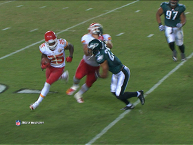 Video - Kansas City Chiefs running back Jamaal Charles 3-yard touchdown