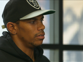 Video - Terrelle Pryor and the pride of Raider Nation
